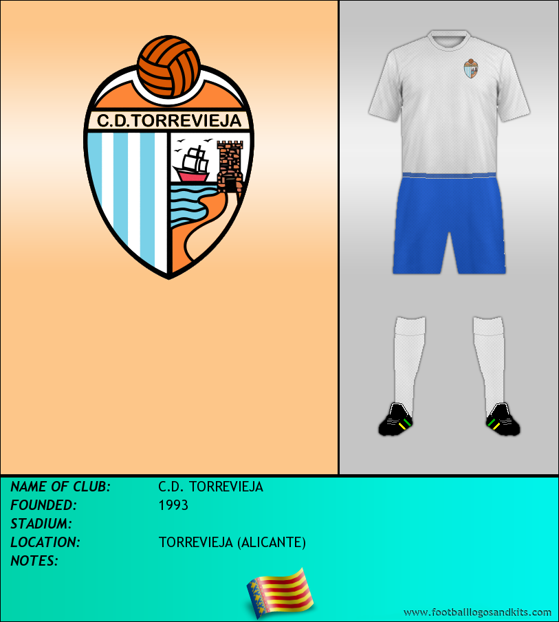 Logo of C.D. TORREVIEJA