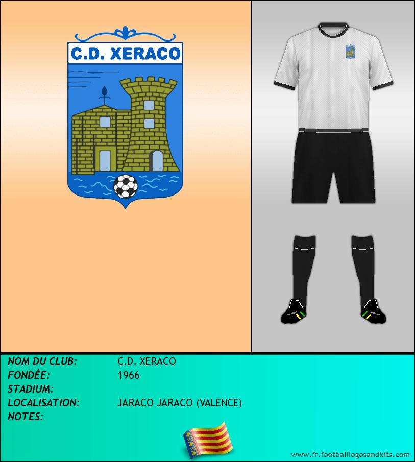 Logo de C.D. XERACO