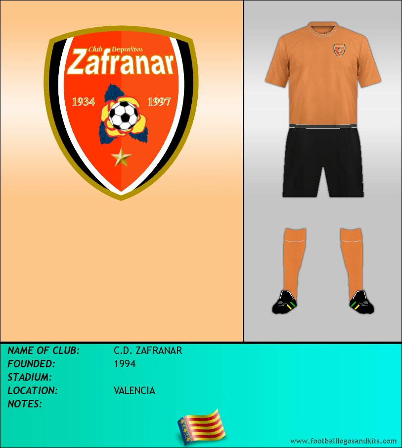 Logo of C.D. ZAFRANAR