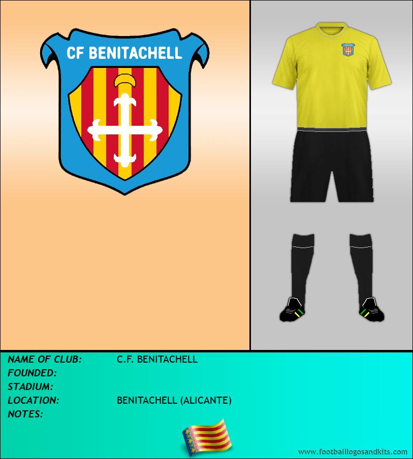 Logo of C.F. BENITACHELL