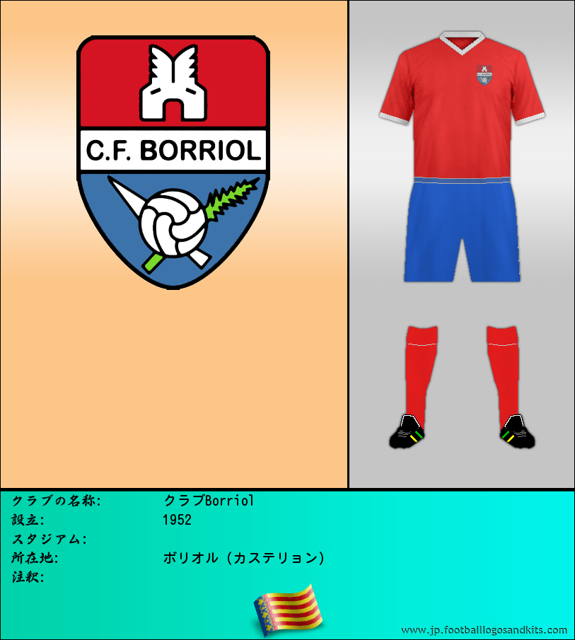 のロゴクラブBorriol