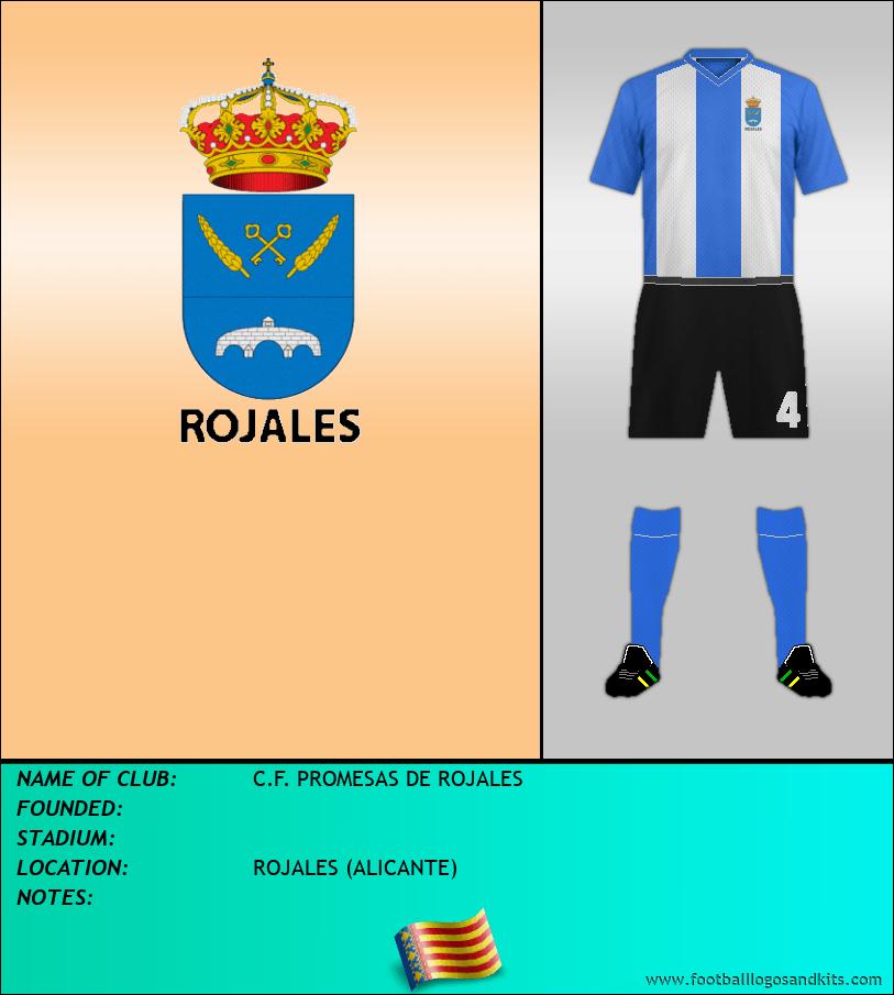 Logo of C.F. PROMESAS DE ROJALES