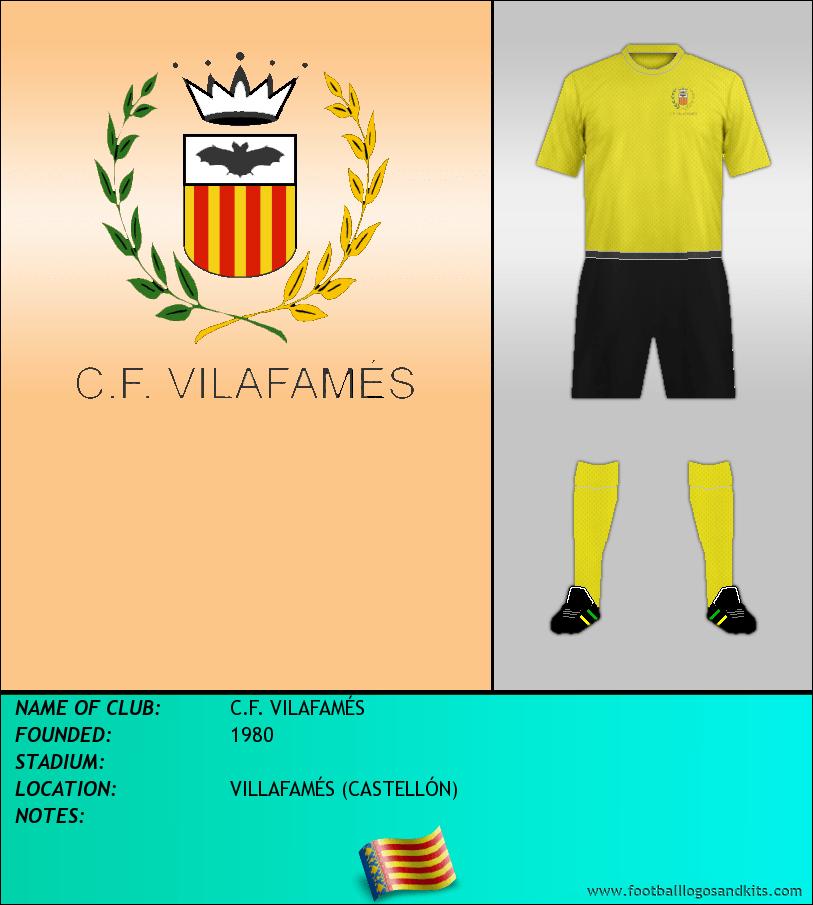 Logo of C.F. VILAFAMÉS
