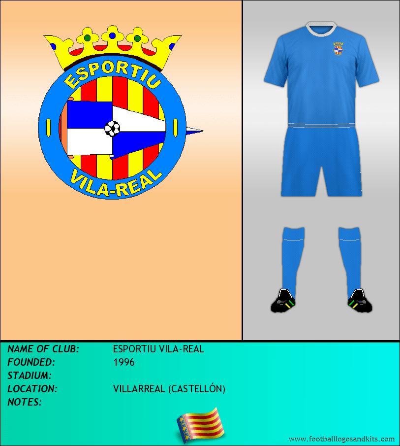 Logo of ESPORTIU VILA-REAL