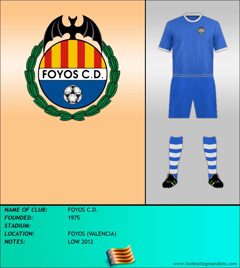 Logo of FOYOS C.D.