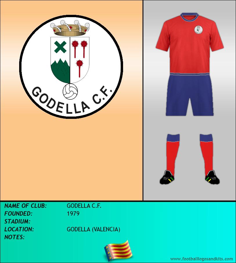 Logo of GODELLA C.F.