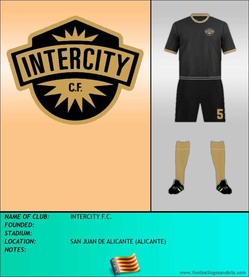 Logo of INTERCITY F.C.