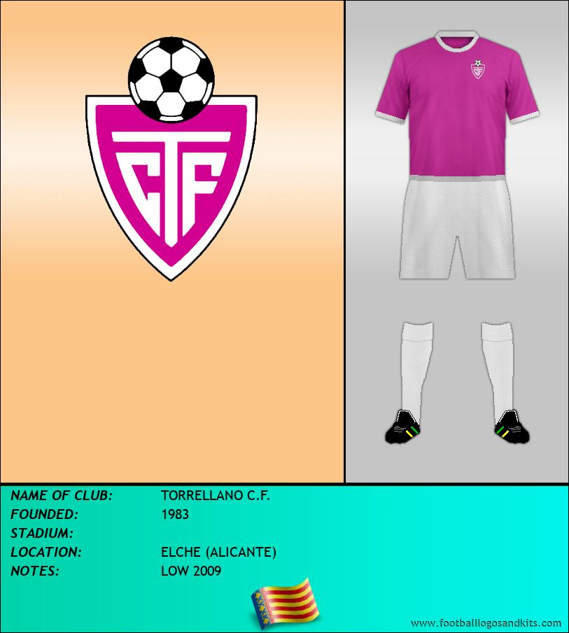 Logo of TORRELLANO C.F.