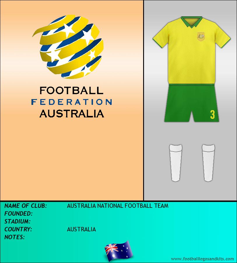 Logo of SELECCIÓN AUSTRALIANA DE FÚTBOL