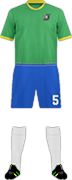 Kit SOLOMON ISLANDS NATIONAL FOOTBALL TEAM