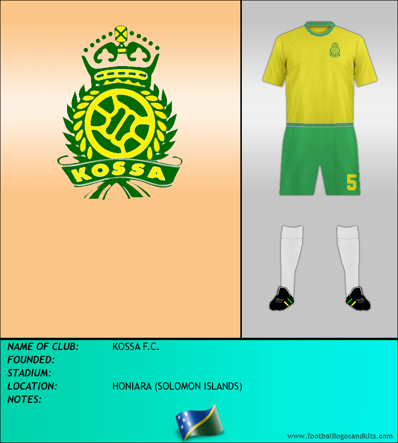 Logo of KOSSA F.C.