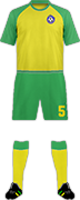Kit NIUE NATIONAL FOOTBALL TEAM