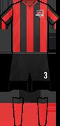 Kit CANTERBUTY UNITED F.C.
