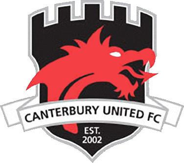 Logo of CANTERBUTY UNITED F.C. (NEW ZEALAND)