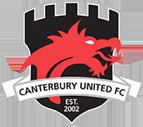 Logo of CANTERBUTY UNITED F.C.