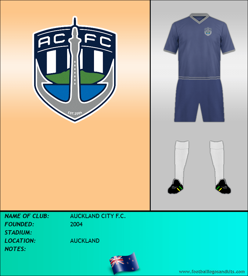 Logo of AUCKLAND CITY F.C.