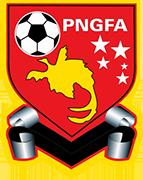 Logo PAPUA-NEU-GUINEA FUßBALLNATIONALMANNSCHAFT