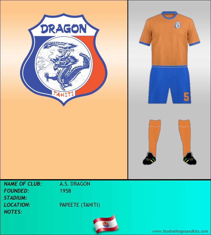 Logo of A.S. DRAGON