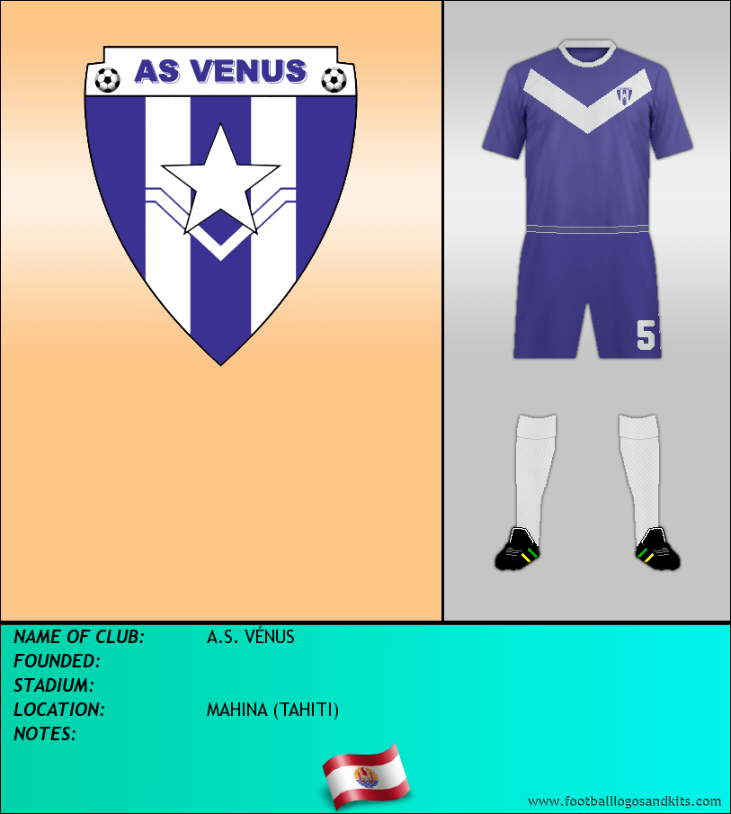 Logo of A.S. VÉNUS