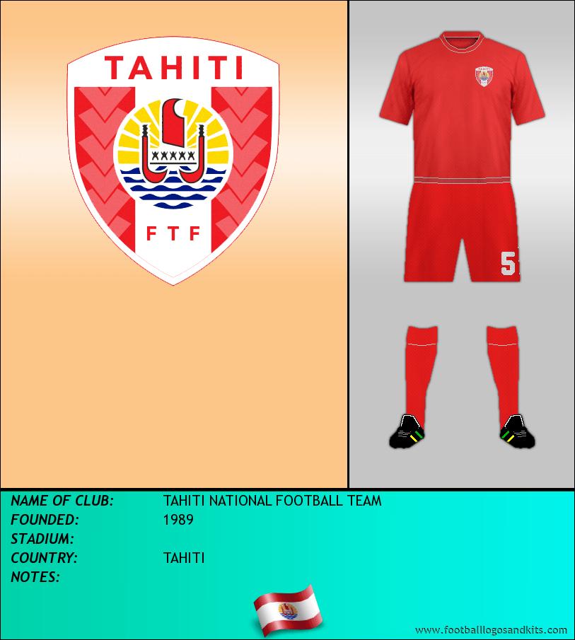 Logo of SELECCIÓN DE TAHITÍ