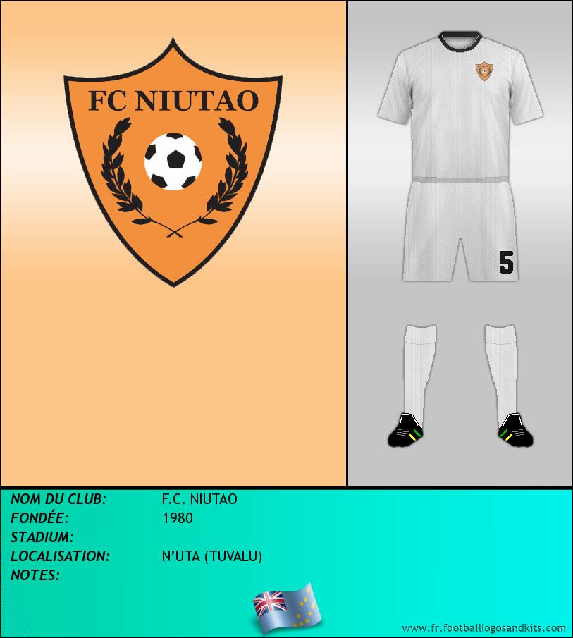 Logo de F.C. NIUTAO