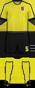 Kit ERAKOR GOLDEN STAR F.C.
