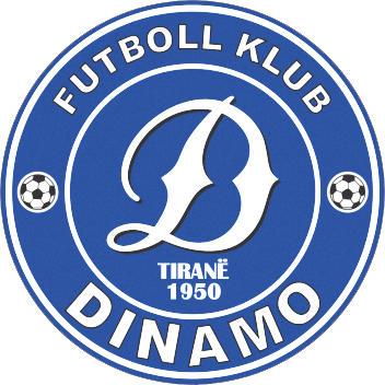 Logo of F.K. DINAMO TIRANA (ALBANIA)