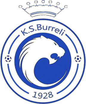 Logo of K.S. BURRELI (ALBANIA)