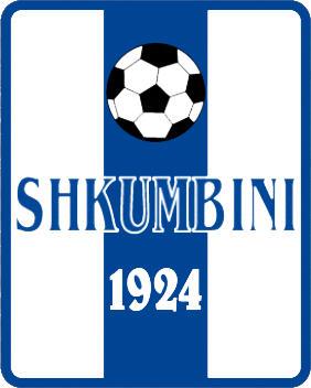 Logo of K.S. SHKUMBINI (ALBANIA)