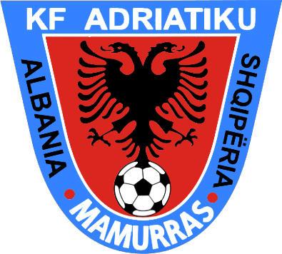 标志KF ADRIATIKU (阿尔巴尼亚)