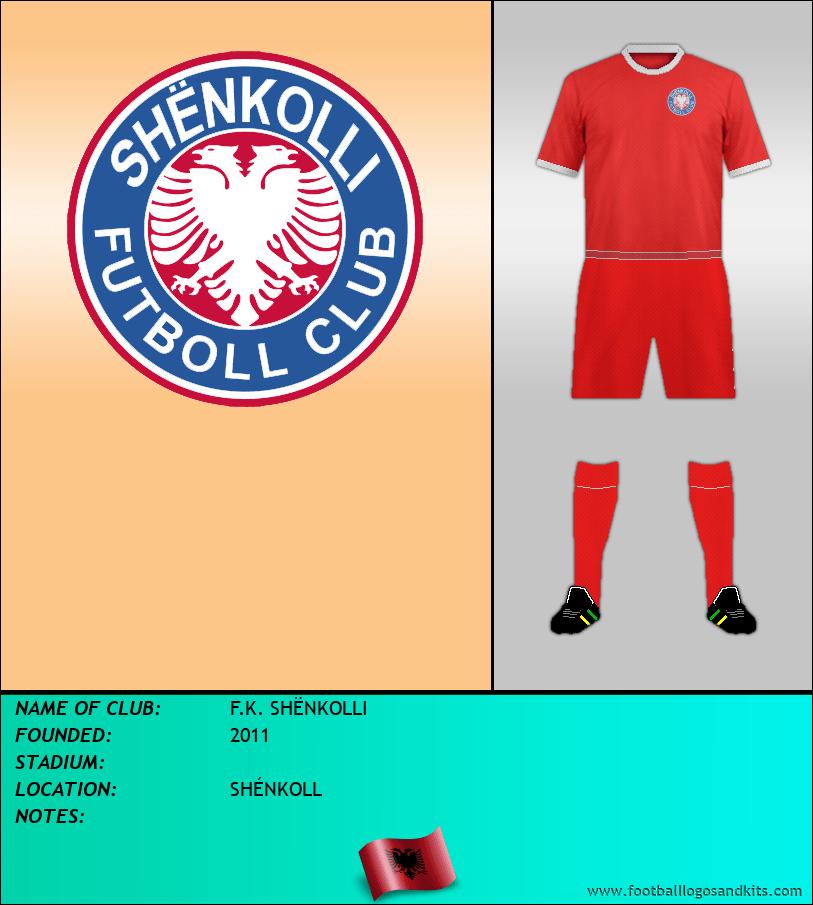Logo of F.K. SHËNKOLLI