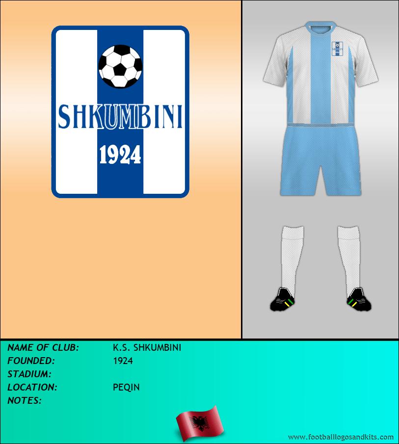 Logo of K.S. SHKUMBINI
