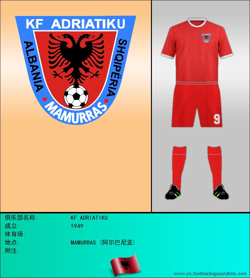 标志KF ADRIATIKU