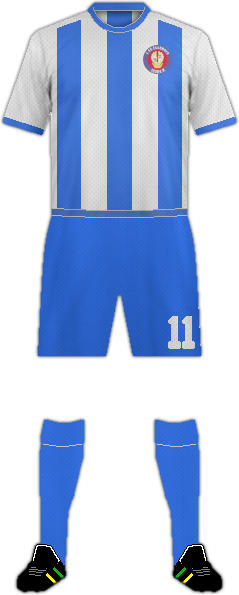 Kit 1 FC ESCHBORN