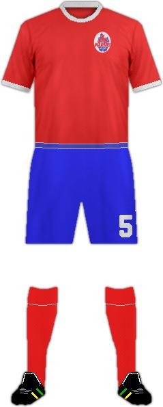 Kit 1 FC KLEVE