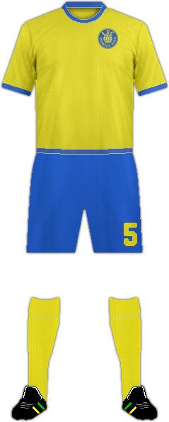 Kit 1. FC LOKOMOTIVE LIEPZIG