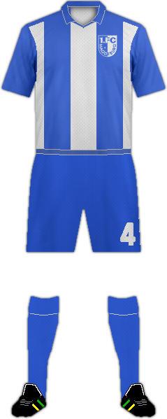 Kit 1. FC MAGDEBURGO