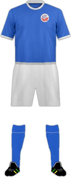 Kit FC HANSA ROSTOCK