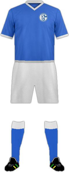 Kit FC SCHALKE 04
