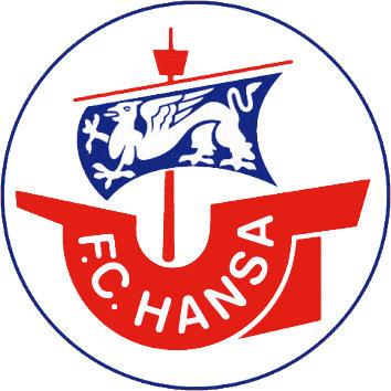 Logo Of F C Hansa Rostock
