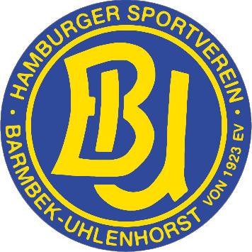 のロゴHSV BARMBEK-UHLENHORST (ドイツ)