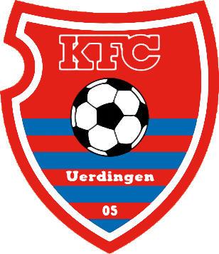 Logo of KFC UERDINGEN 05 (GERMANY)