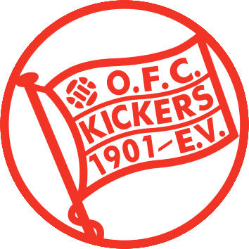 Logo of KICKERS OFFENBACHER FC (GERMANY)