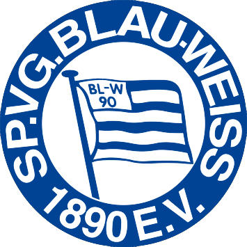 Logo of SP.VG. BLAU-WEISS (GERMANY)