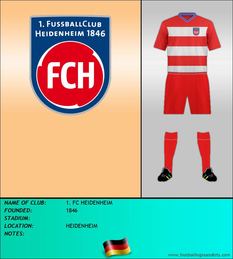 Logo of 1. FC HEIDENHEIM