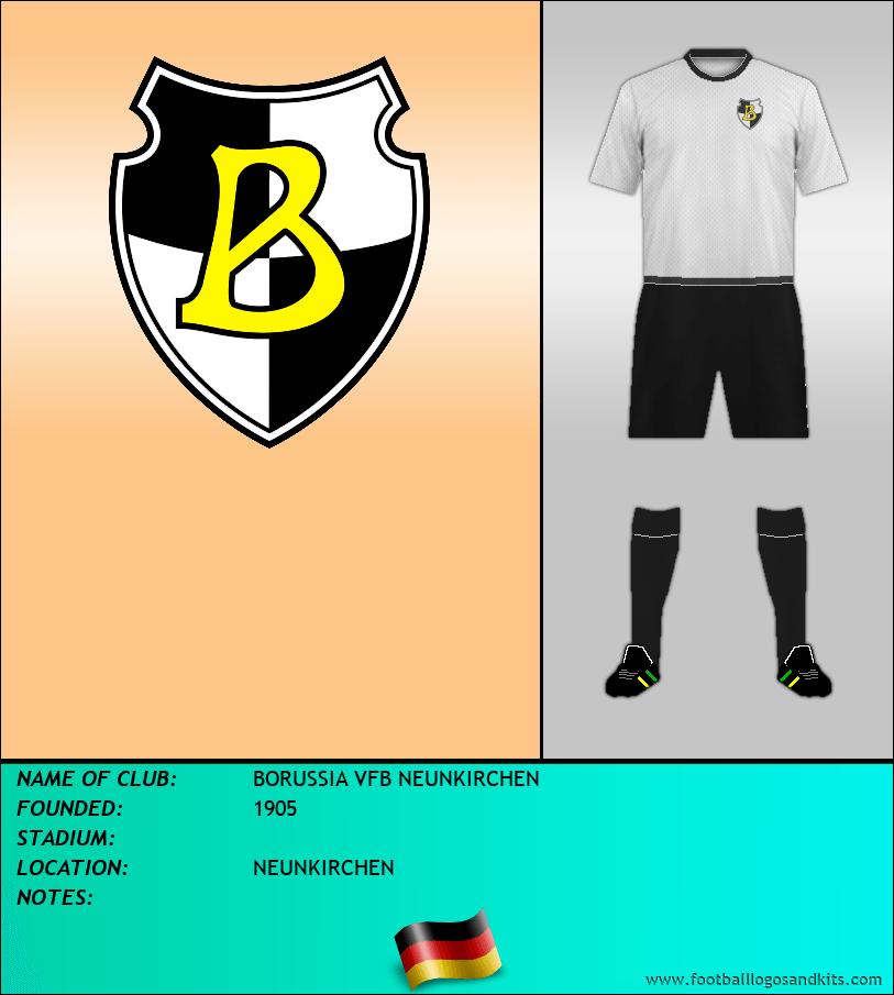Logo of BORUSSIA VFB NEUNKIRCHEN