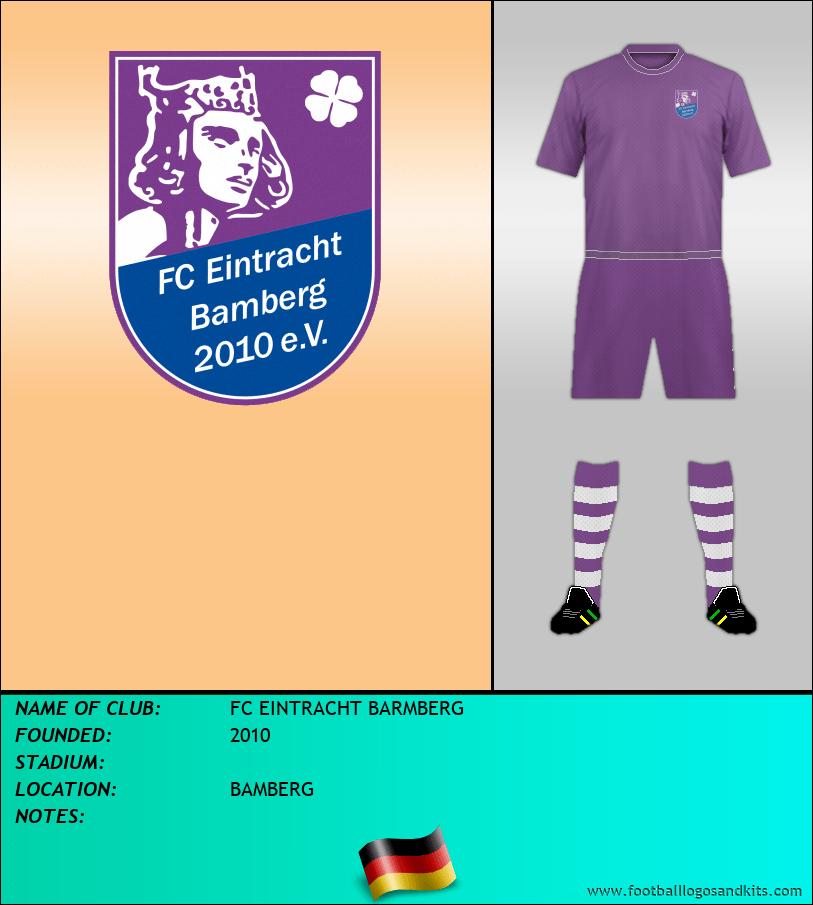 Logo of FC EINTRACHT BARMBERG