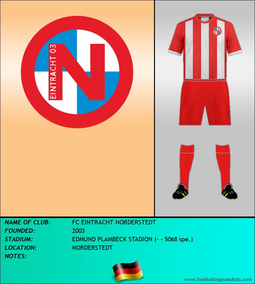 Logo of FC EINTRACHT NORDERSTEDT