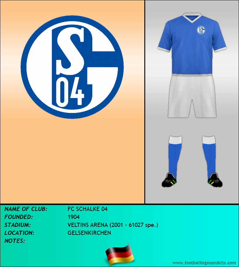 Logo of FC SCHALKE 04