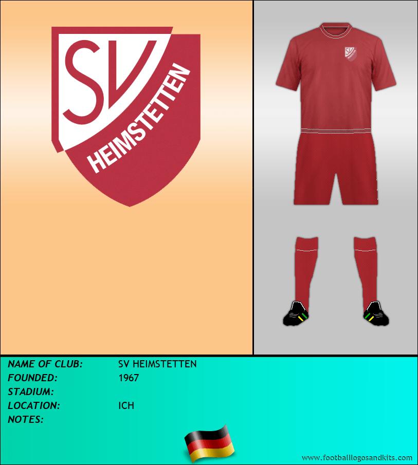 Logo of SV HEIMSTETTEN